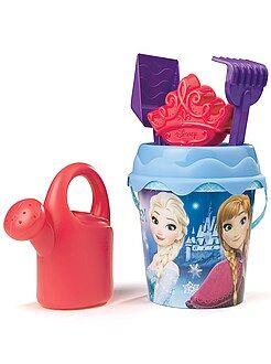 Brinquedos - Balde e acessório de praia 'Frozen' - Kiabi