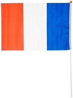 Decoração, animação - Bandeira da 'França' tricolor - Kiabi