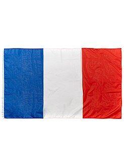 Decoração, animação - Bandeira francesa - Kiabi