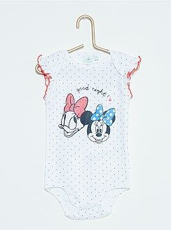 Body com estampado 'Disney'