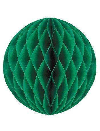 Bola de papel alvéolado 20cm - Kiabi