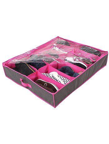 Bolsa de arrumação de calçado em recido - Kiabi
