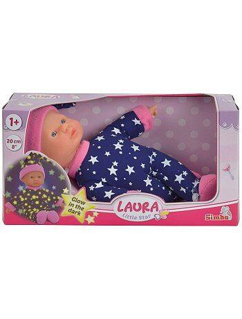 Boneca 'Laura Little Star' de 20 cm de altura - Kiabi