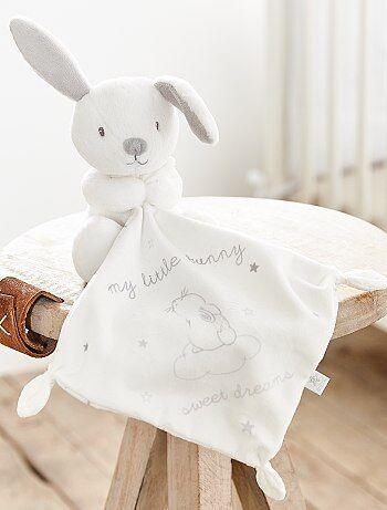 Boneco em veludo 'coelho' - Kiabi