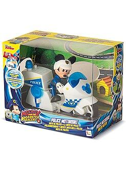 Brinquedos - Boneco 'Mickey' mota de polícia - Kiabi