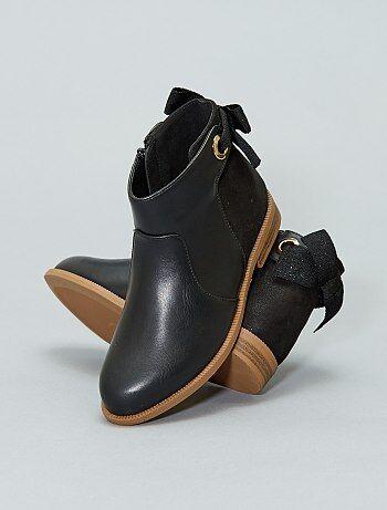 Botas bicolores - Kiabi