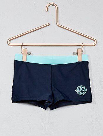 Boxers de banho bicolores - Kiabi