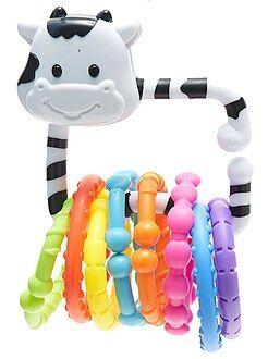 Acessórios - Brinquedo vaca com anéis de dentição