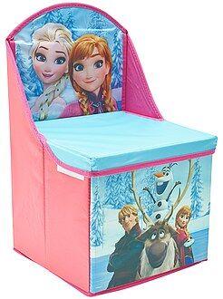 Cadeira dobrável para arrumação do 'Frozen'
