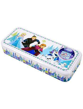Caixa de maquilhagem de 30 peças 'Frozen' - Kiabi