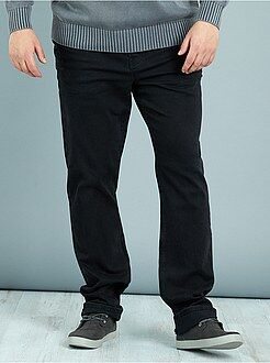 Jeans - Calças de ganga com corte justo Comprimento US 38