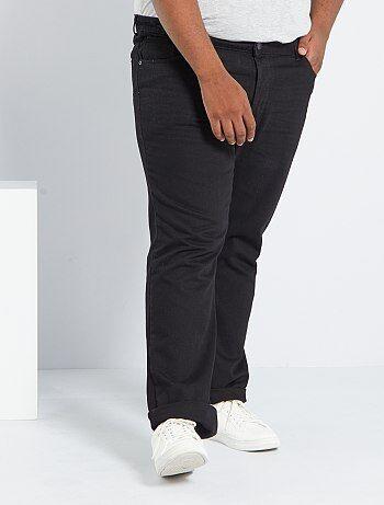 Calças de ganga conforto 5 bolsos - Kiabi