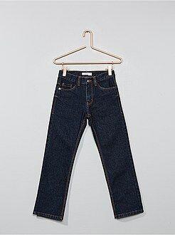 Jeans - Calças de ganga regulares com 5 bolsos - Kiabi