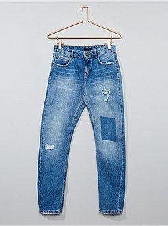 Jeans - Calças de ganga relax destry - Kiabi