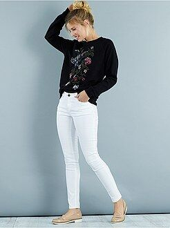 Jeans - Calças de ganga skinny