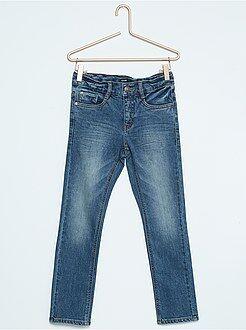 Jeans - Calças de ganga skinny elásticas