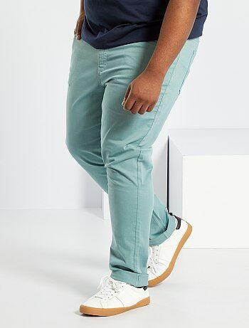 Calças de ganga skinny - Kiabi