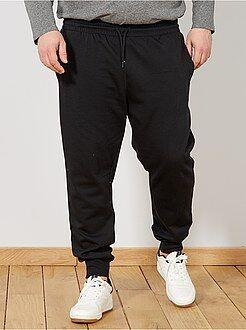 Pijama, roupão - Calças em moletão
