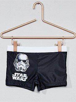 Fato de banho, praia - Calções de banho 'Star Wars' - Kiabi