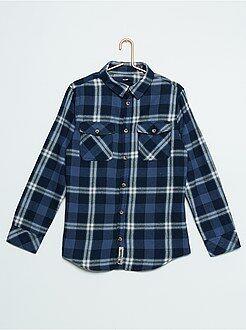 Camisa - Camisa 100% algodão - Kiabi