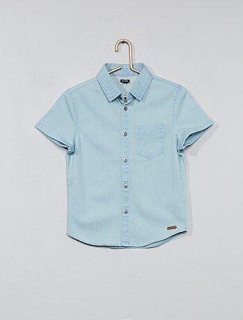 Camisa de ganga - Kiabi