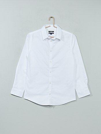 Camisa de popelina encantadora - Kiabi
