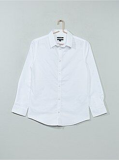 Camisa de popelina encantadora