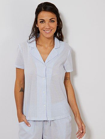 64adcbc44 Pijamas e camisas de noite para mulher Lingerie