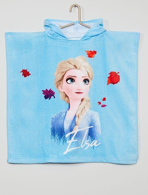 Capa de banho 'Frozen'                             Azul