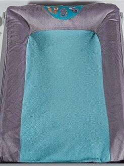 Quarto, banho - Capa de colchão para mudar à fralda