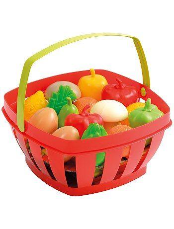Cesto de frutas e legumes - Kiabi