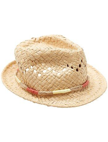 Chapéu panamá - Kiabi
