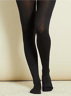 Collants, meias - Collants opacas pré-mamã 80D