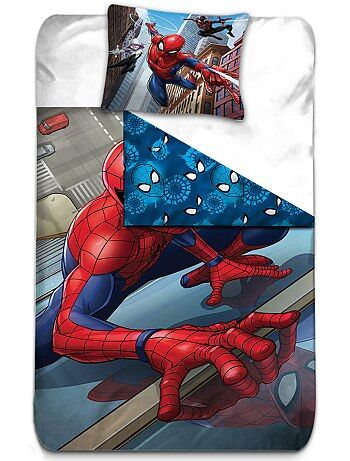 Conjunto de cama 'Homem-Aranha' - Kiabi