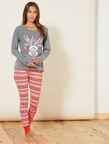 Conjunto de pijama 'Bugs Bunny' - Kiabi