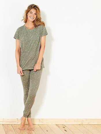 Conjunto de pijama - Kiabi