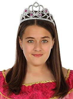 Roupa fantasia criança - Coroa de princesa