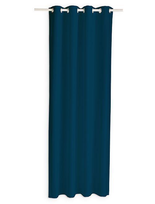 Cortina ocultante                                                                                                                             Azul Marinho