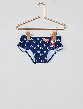 cdfc09b13 Menina 0-36 meses - Cuecas de fato de banho para criança  Minnie
