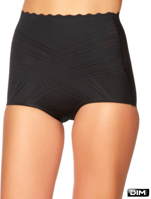 Cuecas para mulher subidas adelgaçantes 'Dim Beauty Lift'                             negro
