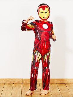 Disfarce Iron Man - Kiabi