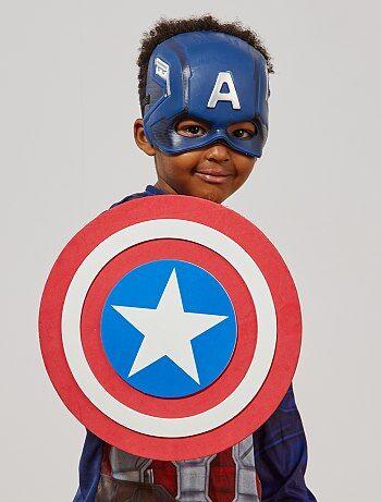 ef55a78eab Criança - Escudo em mousse  Capitão América  - Kiabi