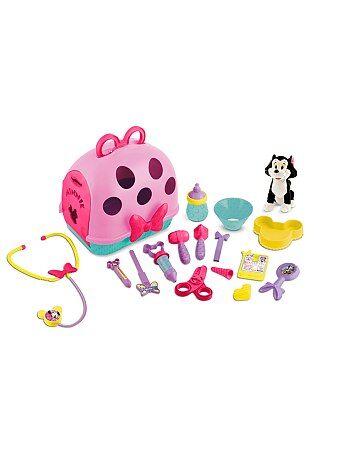 Estojo conjunto de veterinário 'Minnie' - Kiabi