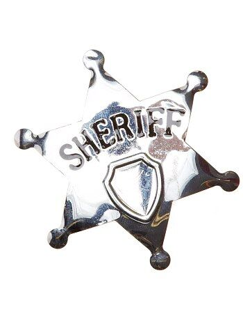 Estrela de xerife - Kiabi