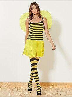 Roupa fantasia mulher - Fato de abelha - Kiabi