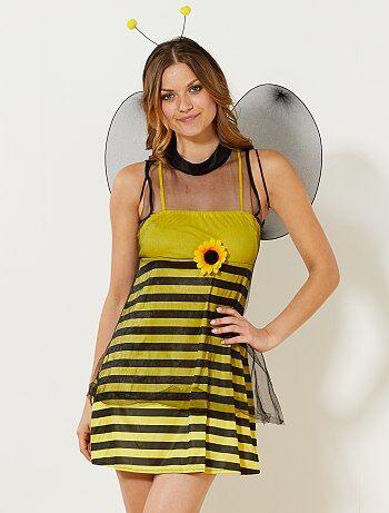 Mulher - Fato de abelha - Kiabi