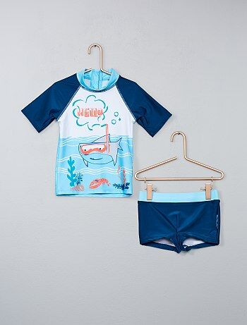 Fato de banho anti UV 'Petit Beguin' - Kiabi