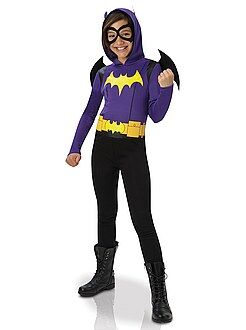 Roupa fantasia criança - Fato de 'Batgirl' - Kiabi