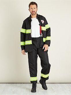 Homem - Fato de bombeiro - Kiabi