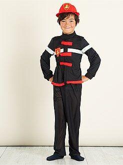 Roupa fantasia criança - Fato de bombeiro - Kiabi